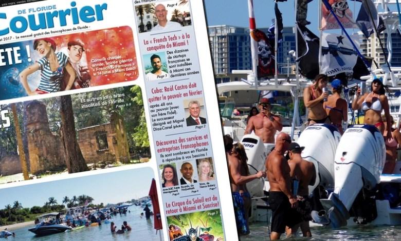 Le Courrier de Floride, été 2017