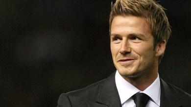David Beckham Floride