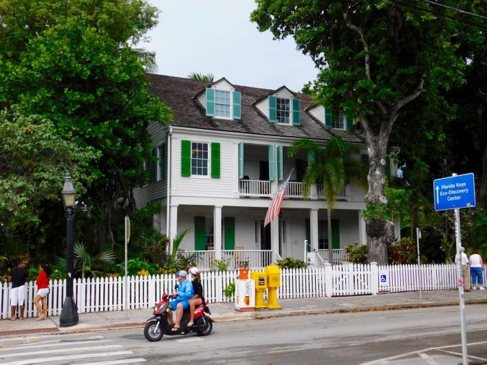 Little White House de Key West
