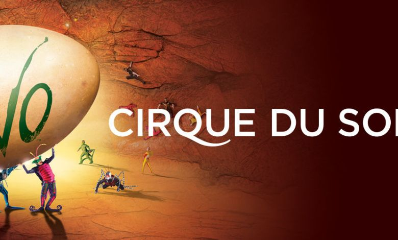 Cirque du Soleil Ovo à Miami et Sunrise