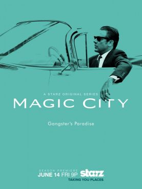 Série Magic City