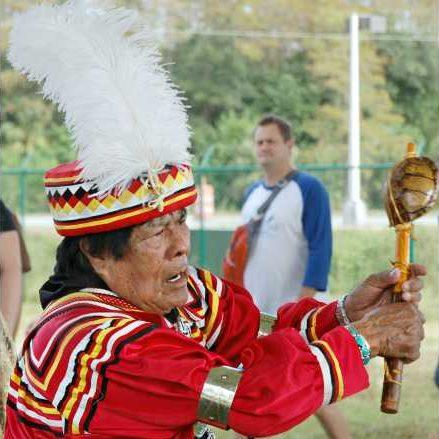 American Indian Arts Celebration à la réserve indienne BIg Cypress