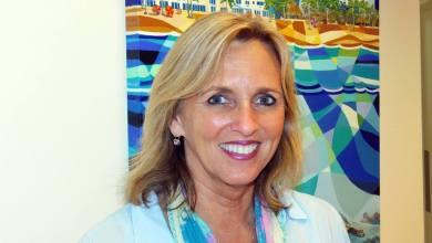Anne Hotte, CEO (présidente) de la Chambre de Commerce du Greater Hollywood, en Floride