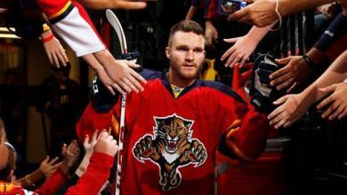 Photo of Jonathan Huberdeau : le feu sur la glace