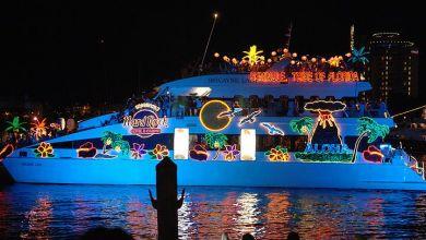 Photo de Boat Parade de Fort Lauderdale : un événement toujours inégalé !