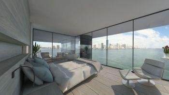 Maison flottante Floride