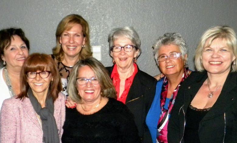 Association Les Diplomates, femmes francophones (québécoises, françaises, haïtiennes) de Floride (Miami, Lauderdale, Palm Beach).