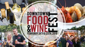 Orlando Downtown Food & Wine Fest