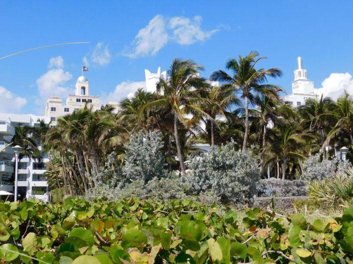 Grands hôtels art déco de South Beach / Miami Beach