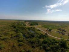 Bayous du Lac Okeechobee à Lake Port (en Floride)