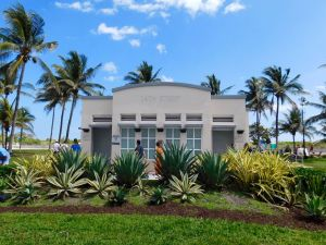 Lummus Park à South Beach