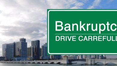 Banqueroute, faillite aux Etats-Unis et en Floride