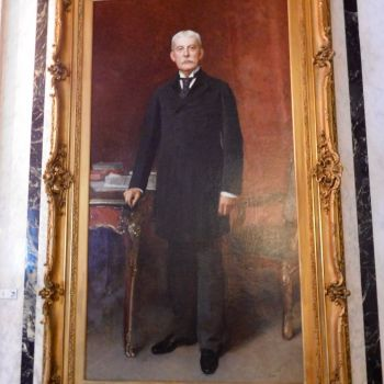 Henri Flagler (Flagler Museum de Palm Beach, en Floride)