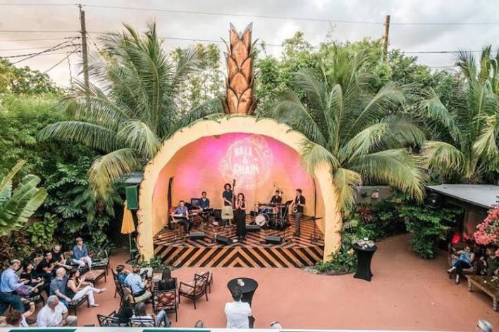 Ball & Chain : le club de musique cubaine de Little Havana, à Miami