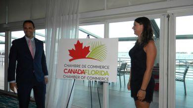 Photo of La Chambre de Commerce Canada-Floride a été officiellement lancée ce mercredi