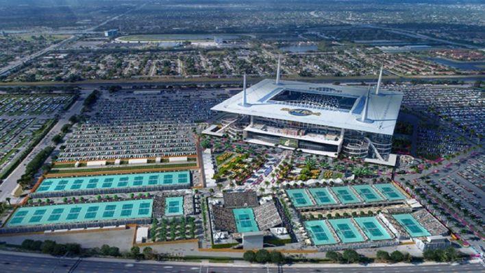 Le Miami Open de tennis transféré au Hard Rock Stadium
