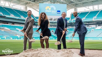 Photo of Découvrez le futur site du Miami Open de tennis au Hard Rock Stadium