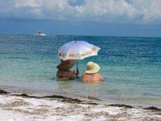 Bean Point, sur Anna Maria Island en Floride