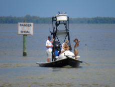 Gasparilla Island, sur la côte ouest de la Floride