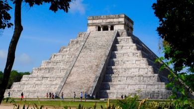 Photo of Chichén Itzá, la magnifique pyramide du Yucatán (Mexique)