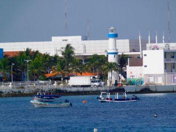 Ile de Cozumel (Mexique)