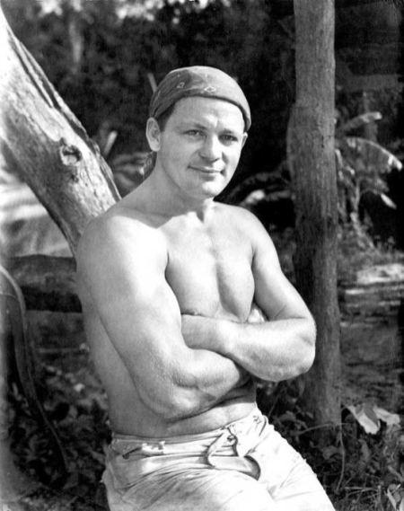 Le trappeur Vince Nelson