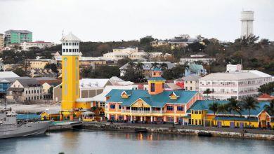 Bahamas New Providence Nassau Terminal croisières