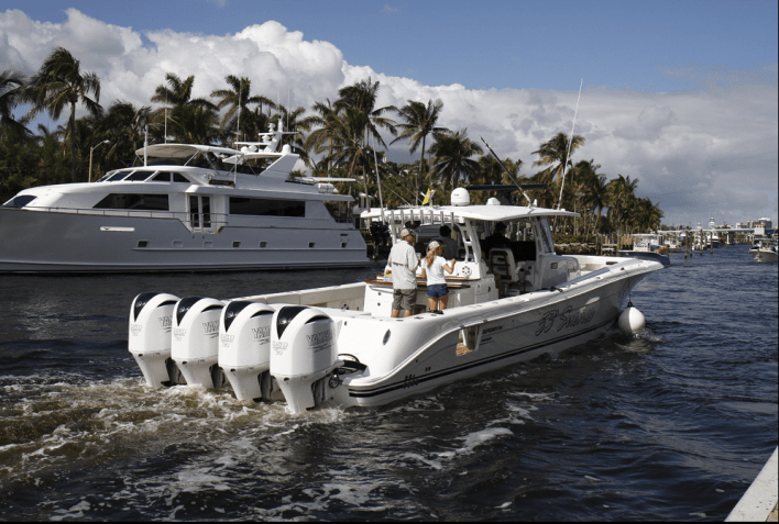 Boat Show - Fort Lauderdale