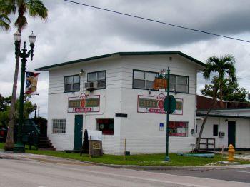 La ciudad de Davie, Florida.