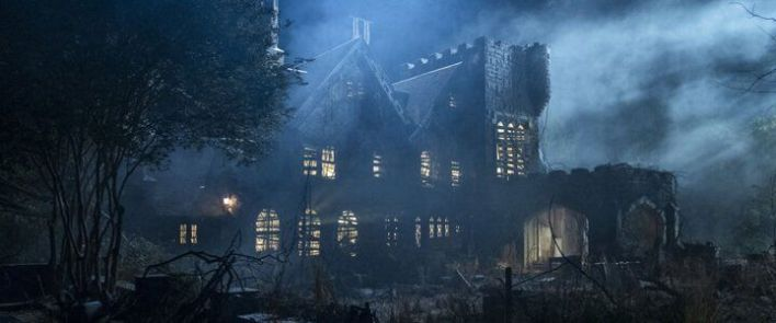 The Haunting of Hill House (série Netflix)