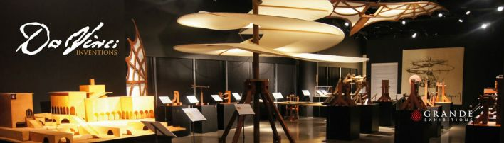 Inventions de Léonard de Vinci à Miami