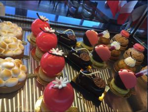Maison Valentine - Gâteaux individuels