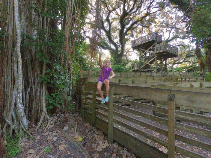 Parque Davie's Tree Tops, Florida