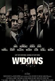 affiche du film Widows