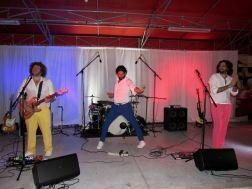 Le groupe Bande à Part jouait lors de la soirée d'ouverture des French Weeks 2018 Miami