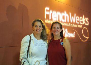 Soirée d'ouverture des French Weeks 2018