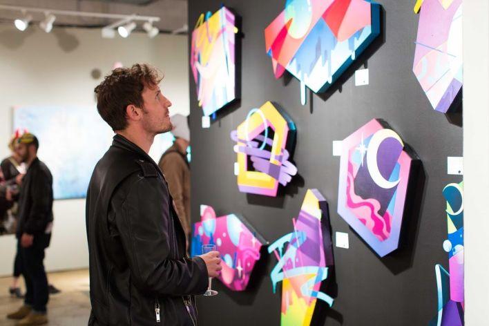 Superfine art fair à Miami Beach