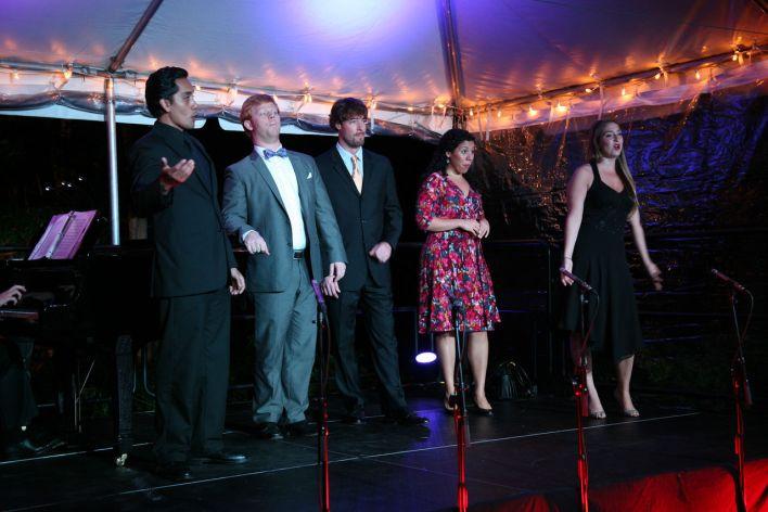 Concert under the Stars à Fort Lauderdale
