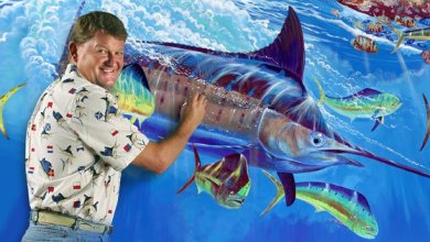 Photo of Guy Harvey : le plus célèbre des peintres marins en Floride