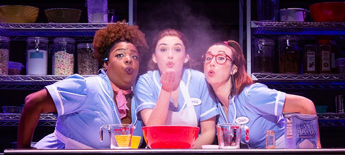 Comédie Musicale : Waitress à Miami