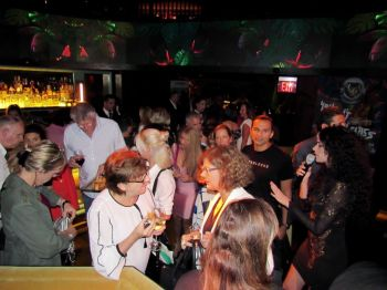 Cocktail de lancement de Corsair organisé par la FACC Miami au restaurant El Tucan de Miami Brickell