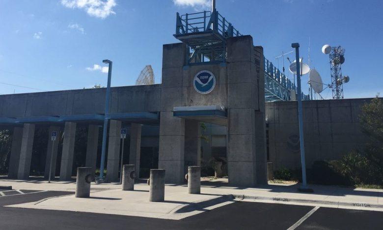 Le National Hurricane Center de Miami