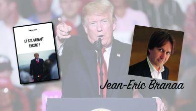 """Donald Trump peut-il être réélu président en 2020 ? """"Et s'il gagnait encore"""" est le dernier livre, sur le sujet, de Jean-Eric Branaa."""