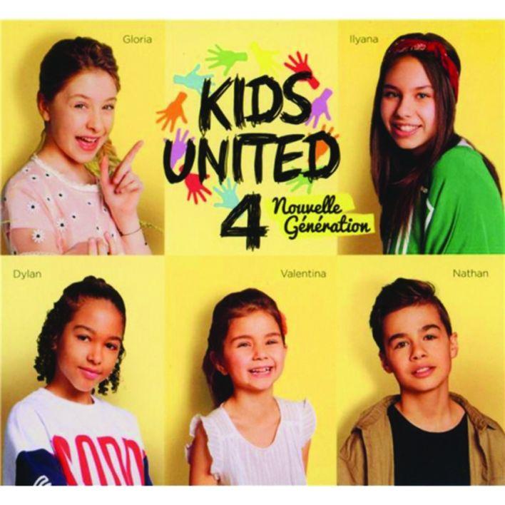 Kids United, spectacle, show, nouvelle génération, Miami Beach