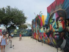 Wynwood, le quartier des artistes de Miami.