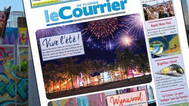 Photo of Le Courrier de Floride de Juillet 2019 est sorti !