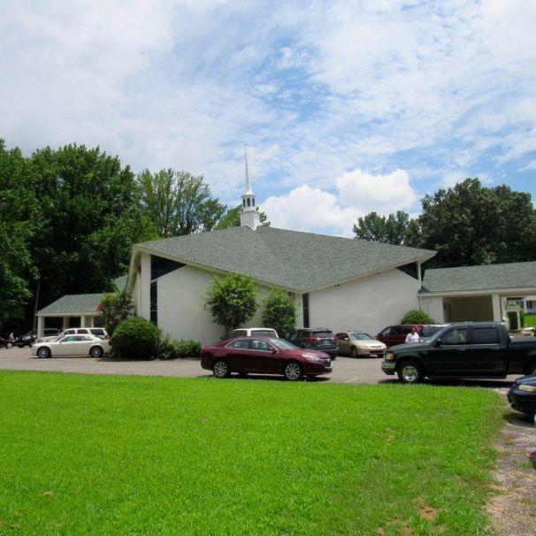 Al Green et le Full Gospel Tabernacle