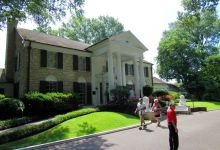 Photo of Graceland : visitez la maison d'Elvis Presley à Memphis