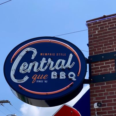 Central BBQ restaurant à Memphis
