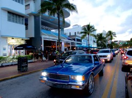Ocean Drive à South Beach, Miami Beach